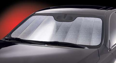 Windshield Sunshade By Intro Tech Automotive