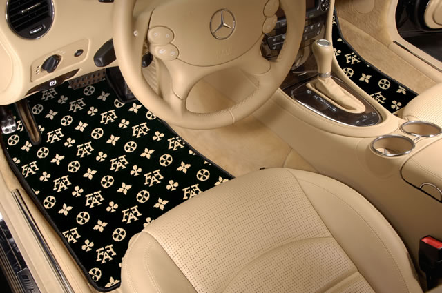 Fashion Luxuey Floor Mats By Intro Tech Automotive
